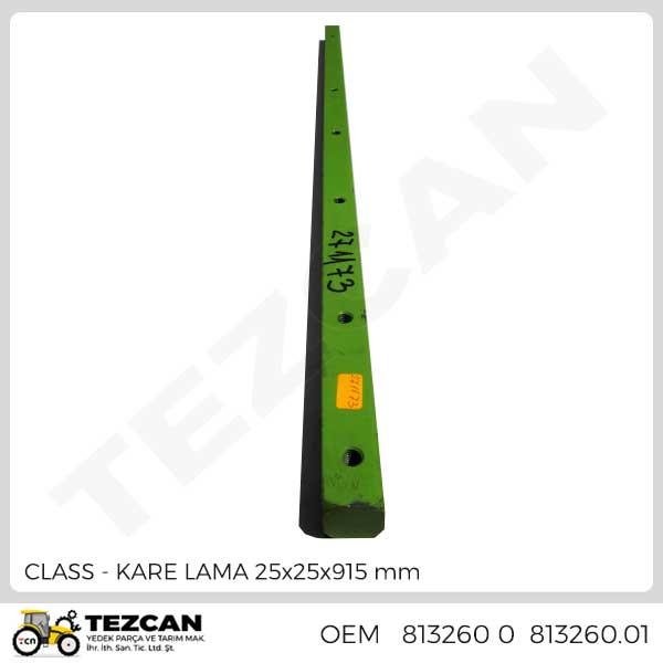 KARE LAMA 25x25x915 mm