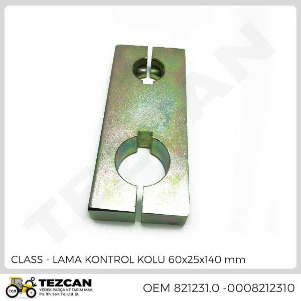 LAMA KONTROL KOLU 60x25x140 mm