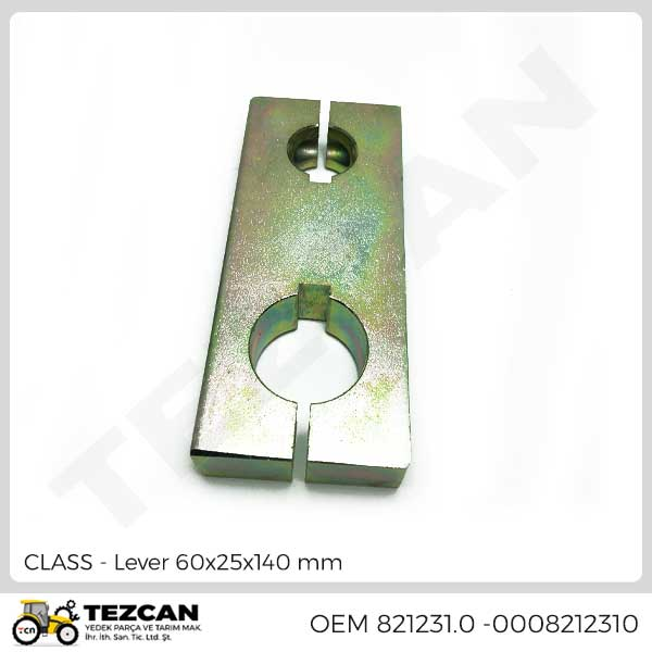 Lever 60x25x140 mm