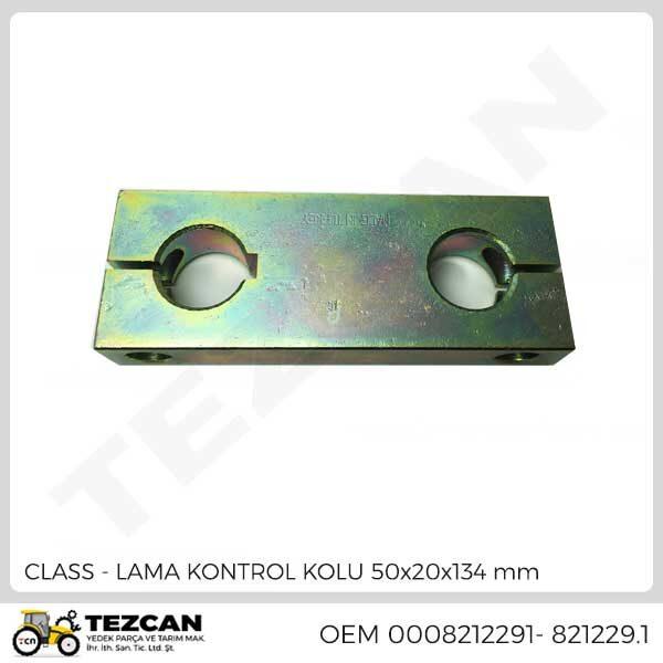 LAMA KONTROL KOLU 50x20x134 mm