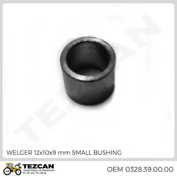 WELGER 12x10x9 mm SMALL BUSHING