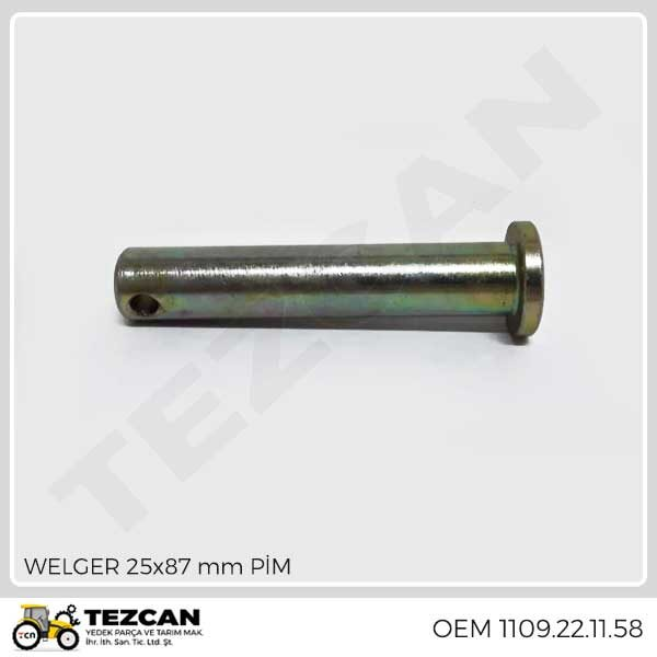 WELGER 25x87 mm PİM