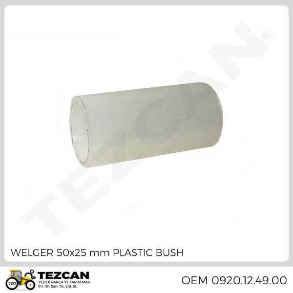 WELGER 50x25 mm PLASTIC BUSH
