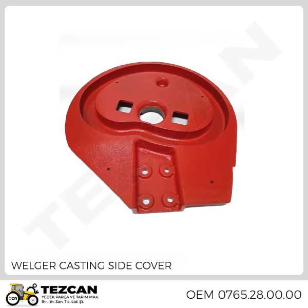 WELGER CASTING SIDE COVER
