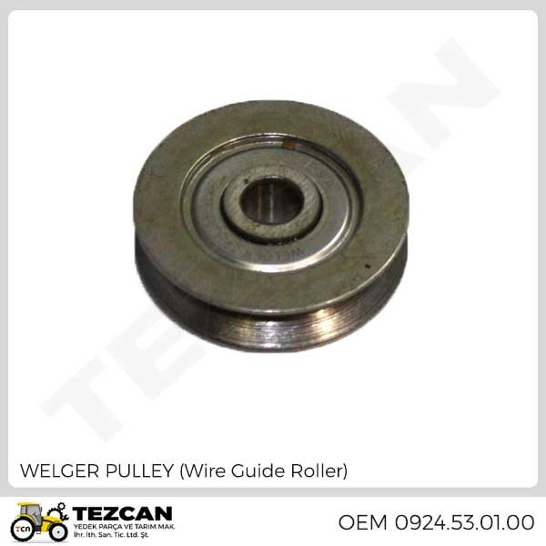 PULLEY (Wire Guide Roller)