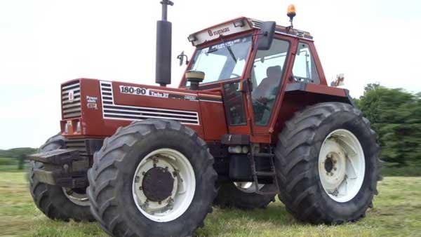 Fiat Traktör
