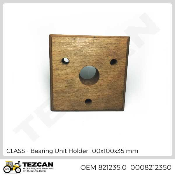 Bearing Unit Holder 100x100x35 mm