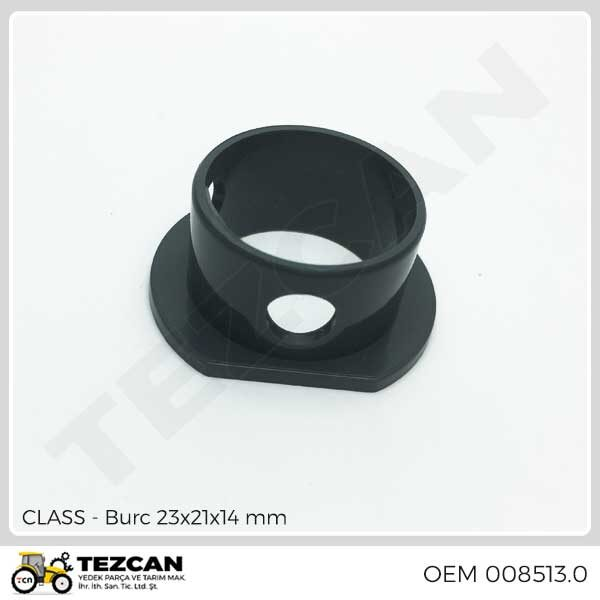 Burc 23x21x14 mm