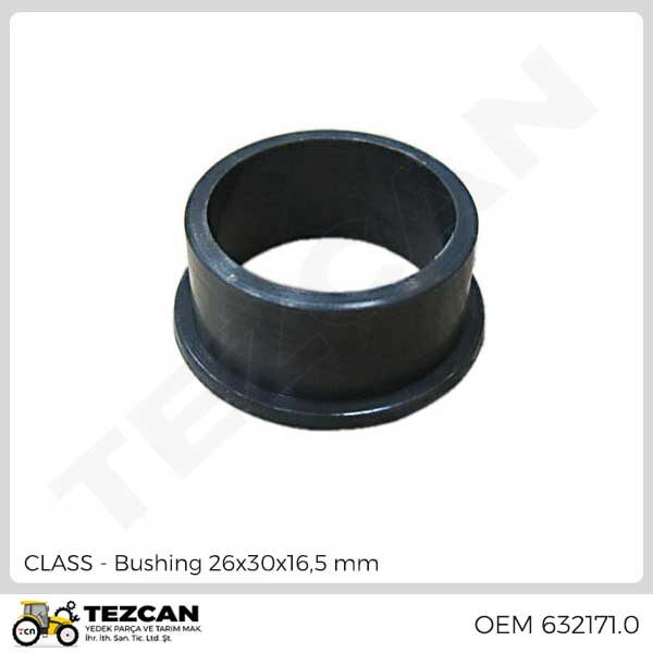 Bushing 26x30x16,5 mm