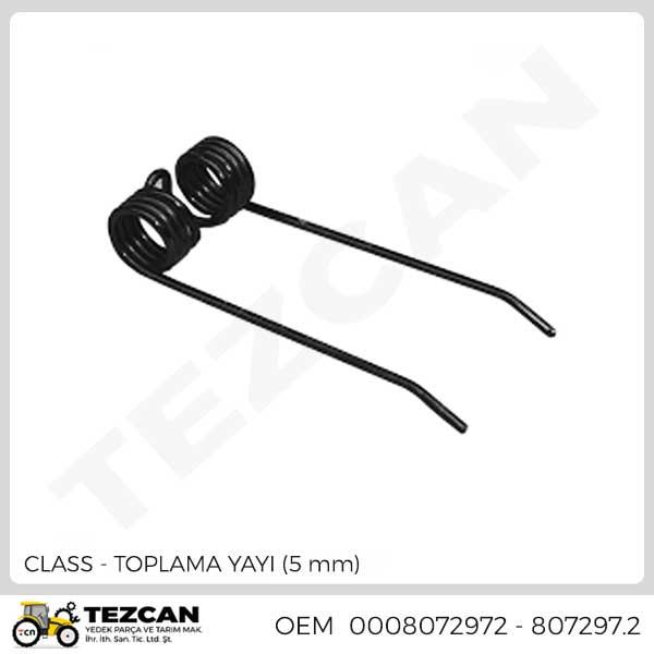 CLASS TOPLAMA YAYI (5 mm)