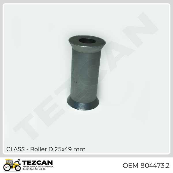 Roller D 25x49 mm