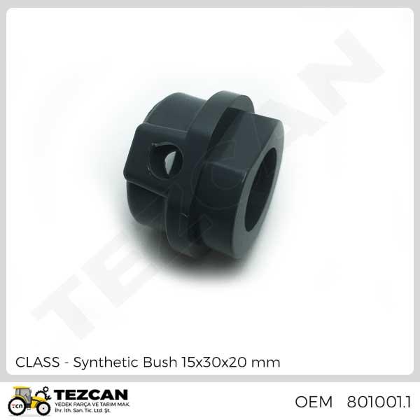 Synthetic Bush 15x30x20 mm