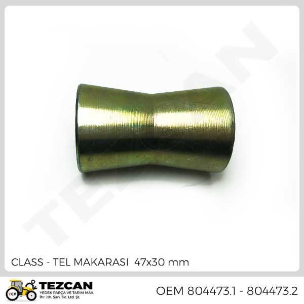 TEL MAKARASI 47x30 mm
