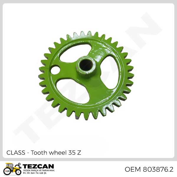 Tooth wheel 35 Z